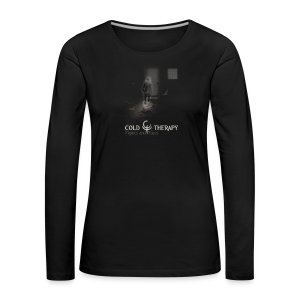 Figures and Faces Women's Long Sleeve - Women's Premium Longsleeve Shirt