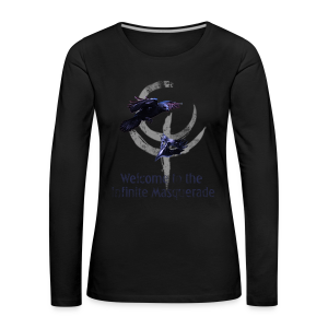 Masquerade Infinite Women's Long Sleeve 2 - Women's Premium Longsleeve Shirt