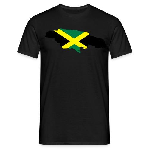 Jamaica Island T-shirt - T-shirt herr