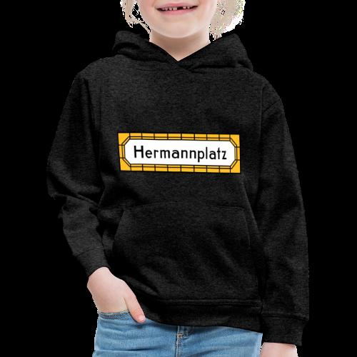 Hermannplatz Berlin Neukölln - Kinder Premium Hoodie