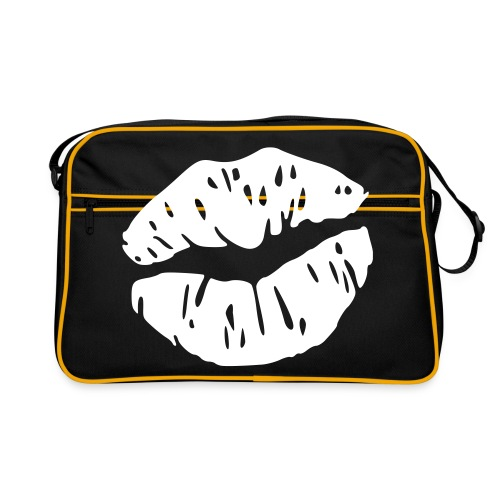Kiss My Ass Bag. - Retro Bag