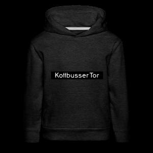 Kottbusser Tor KREUZBERG - Kinder Premium Hoodie