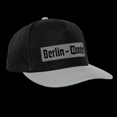 Berlin Wannsee Fraktur - Snapback Cap
