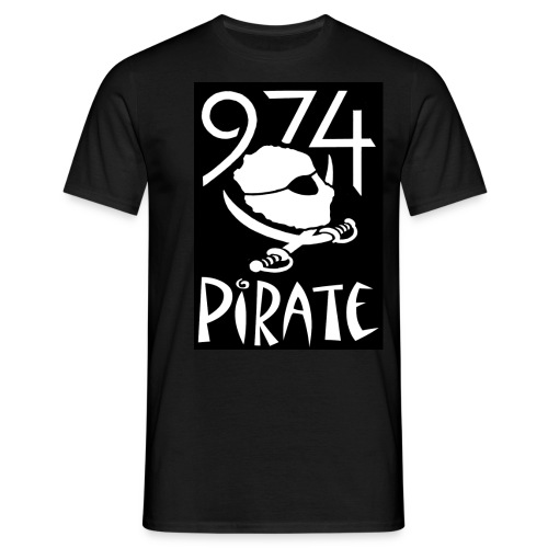 974PIRATE NR - T-shirt Homme