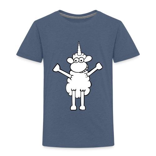 Einhornschaf - Kinder Premium T-Shirt