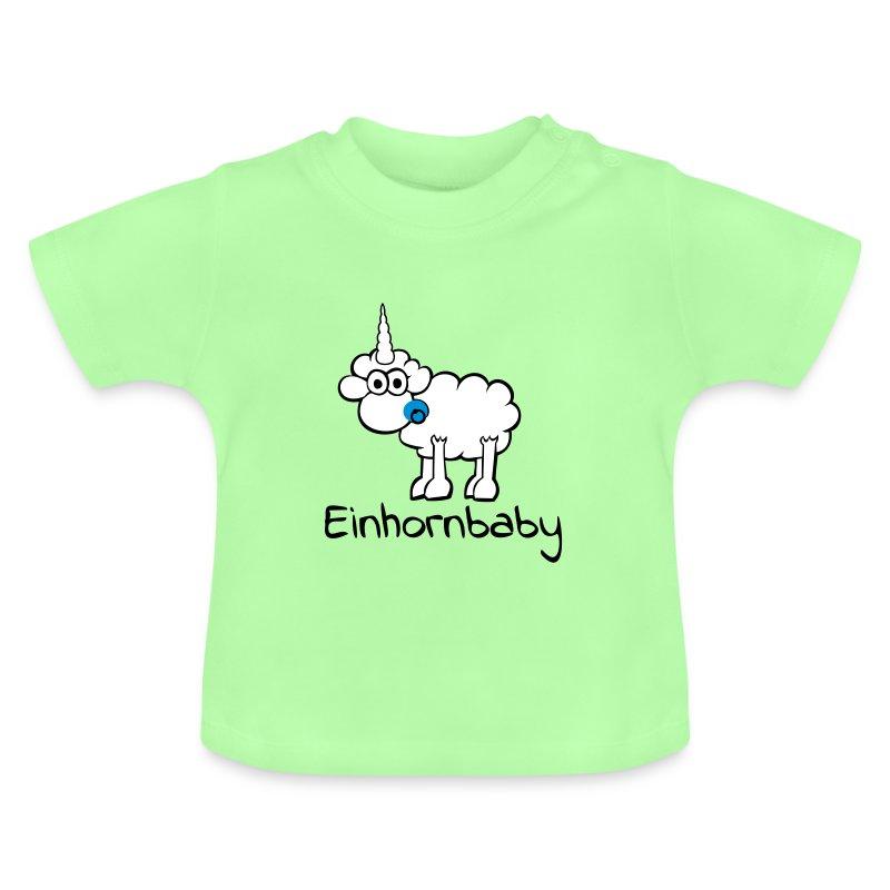 Einhornbaby - Baby T-Shirt