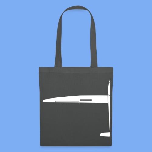 Sailplane halfsize - Tote Bag