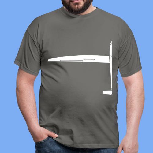 Sailplane halfsize - Men's T-Shirt