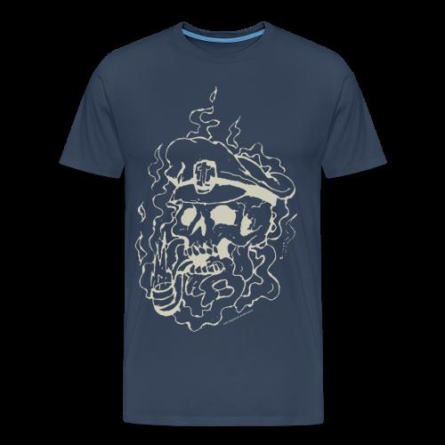 Skull Collection - Men's T-Shirt - Men's Premium T-Shirt