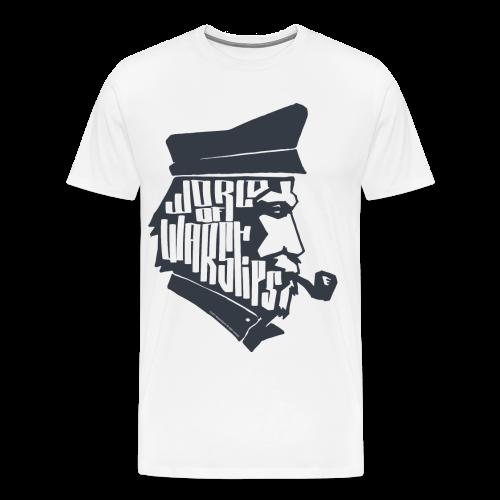 Captain Collection - Men's T-Shirt - Men's Premium T-Shirt