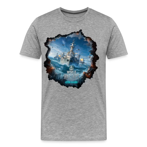 Action Stations! Collection - Men's T-Shirt - Men's Premium T-Shirt