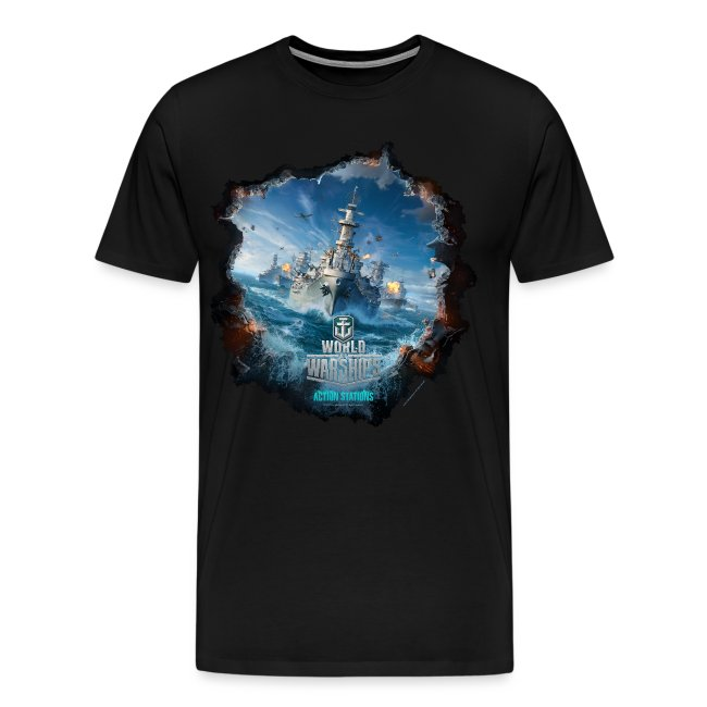 Action Stations! Collection - Men's T-Shirt