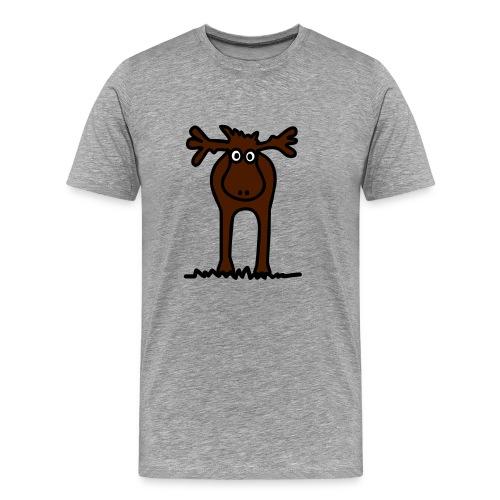 Elchtest - Männer Premium T-Shirt