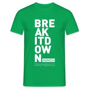 Boy Green 2017 - Männer T-Shirt