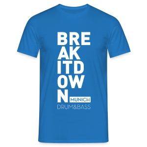Boy Blue 2017 - Männer T-Shirt