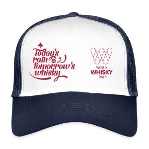 WWD Today's Rain Cap - Trucker Cap