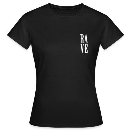 Frauen T-Shirt - Technocrew,Techno