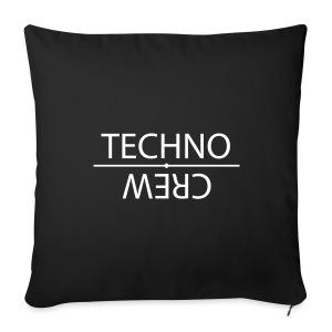 Sofakissenbezug 44 x 44 cm - Techno,Technocrew