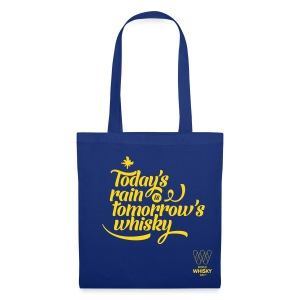 Today's Rain Tote - Tote Bag