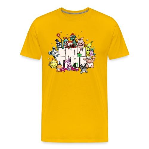 Showtime - Männer Premium T-Shirt