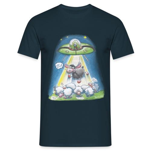 wer sonst! - Männer T-Shirt