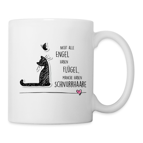 Cat Angel - Tasse - Tasse