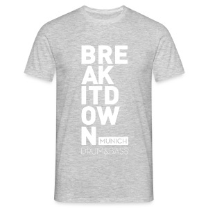 Boy Grey 2017 - Männer T-Shirt