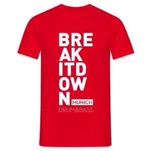 Boy Red 2017 - Männer T-Shirt