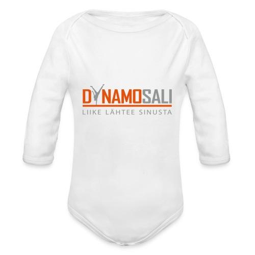 Vauvan body - Vauvan pitkähihainen luomu-body