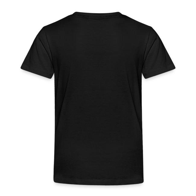 Lasten värillinen l-paita