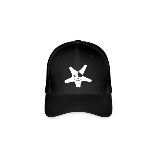 Piratenhut - Flexfit Baseballkappe