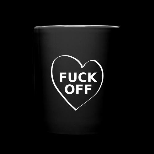 FCKOFF Cup - Tasse einfarbig
