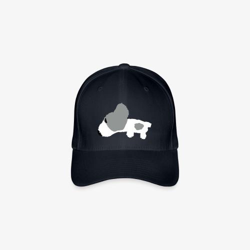 Doggie - Basecap - Flexfit Baseballkappe