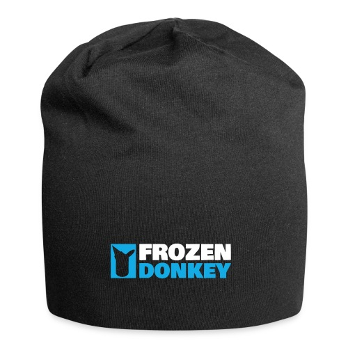 FrozenDonkey HipsterCap - Jersey-Beanie