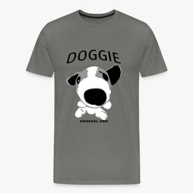 Doggie - Men - Premium Shirt - Männer Premium T-Shirt