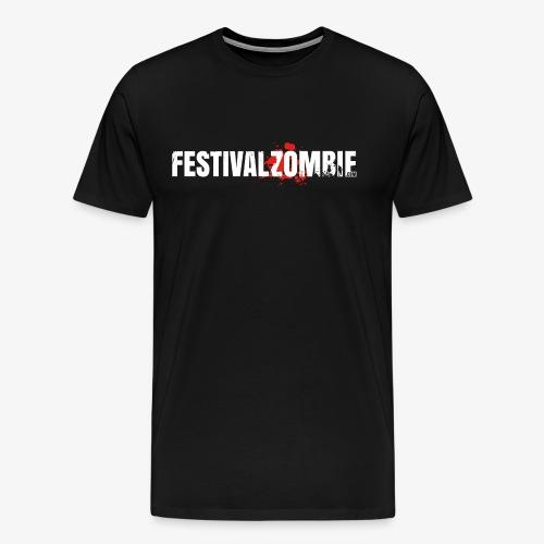 Festivalzombie Shirt B - Männer Premium T-Shirt