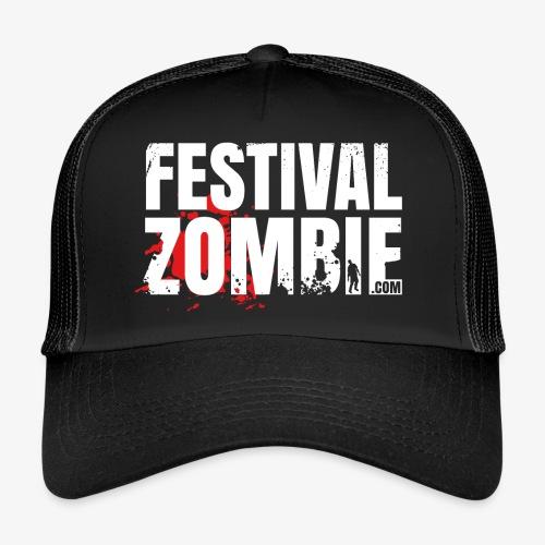 Festivalzombie Basecap - Trucker Cap