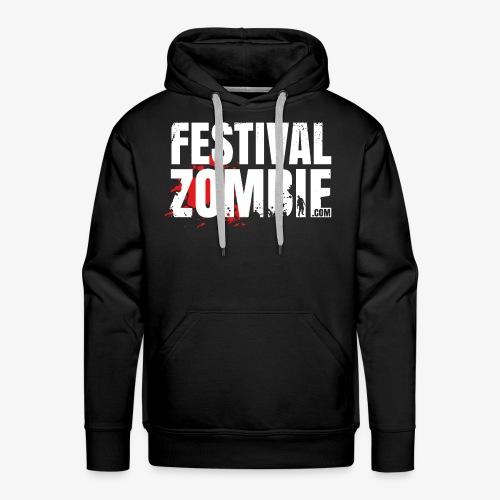 Festivalzombie Hoodie - Männer Premium Hoodie