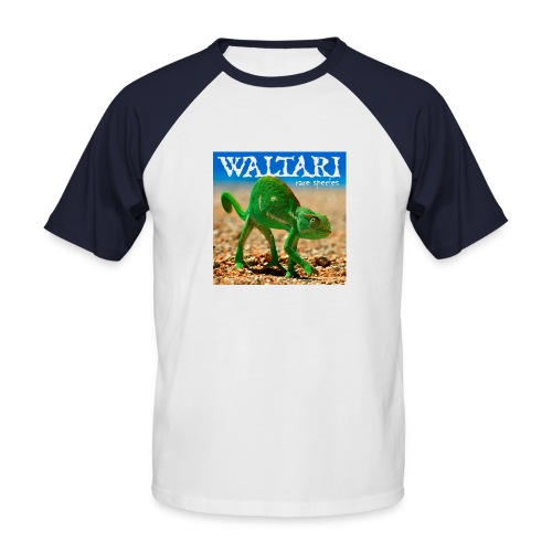 Waltari Rare Species Raglan - Men's Baseball T-Shirt