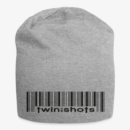 Mütze twin:shots Barcode - Jersey-Beanie