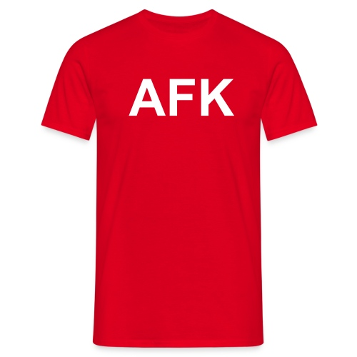AFK - T-shirt Homme