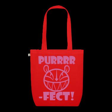 Red Purrr-Fect Bags
