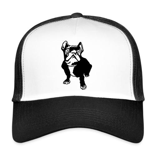 Französische Bulldogge - Trucker Cap