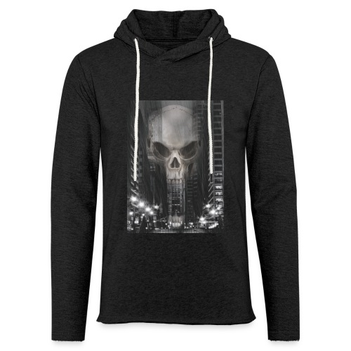 The Urban Files - Leichtes Kapuzensweatshirt Unisex