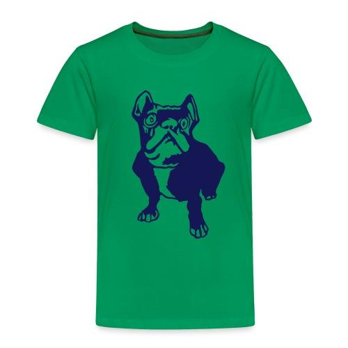 Französische Bulldogge - Kinder Premium T-Shirt