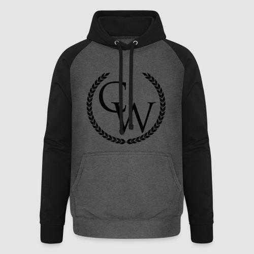 [Tech 1] Wombatsweater[CW-Typo] - Unisex Baseball Hoodie