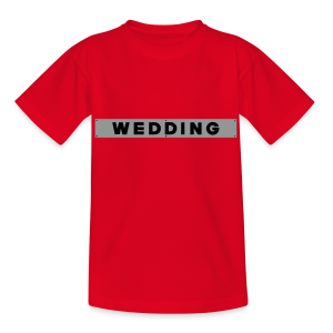 WEDDING Berlin  - Kinder T-Shirt