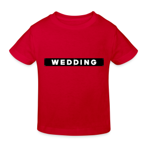 WEDDING Berlin  - Kinder Bio-T-Shirt
