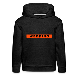 WEDDING Berlin  - Kinder Premium Hoodie
