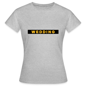 WEDDING Berlin  - Frauen T-Shirt